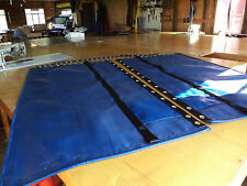 Blue Mesh trampoline for Hobie Cat 16 catamaran