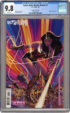 Future State Wonder Woman 1D Hughes WW84 Variant CGC 9.8 2021 3784573020