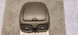 2000-2006 Nissan Sentra Dashboard Gray Cubby Console Compartment Glove Box