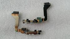 IPHONE 4 Dock Connector Flex Cable USB Microphone W