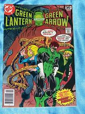 GREEN LANTERN Co-Starring GREEN ARROW Comic #104-1978: O'Neil & Saviuk, VF
