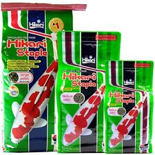 Hikari Staple Food Mini Koi & Goldfish Pond Fish Food Pellets 500g FREE SHIPPING