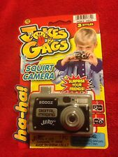 Squirt Water 35mm Tiny Small Camera Funny Prank Joke Gag Gift Kid Child Toy NEW!