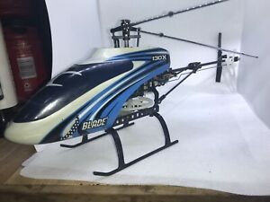 BLADE 130X RC HELICOPTER WITH TWO BATTERIES