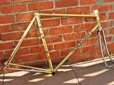54.5cm Colnago Super - Vintage steel frame-set - Refinished + extras