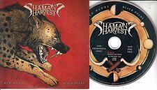 SHAMAN'S HARVEST Red Hands Black Deeds 2017 UK 12-trk promo CD