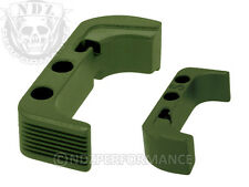 for Glock Gen 4 5 Mag Release Standard Green Pick Lasered Image Available