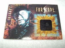 Farscape Costume Relic Card Scorpius CC7