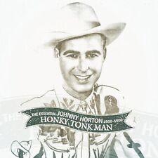 Johnny Horton - Honky Tonk Man: Essential 1956-60 [New CD]