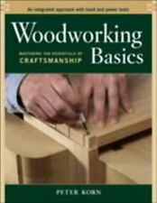 Woodworking Basics: By Korn, Peter