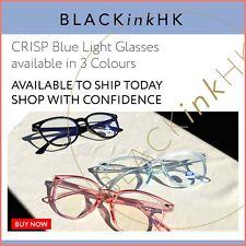 🇬🇧 UK BLUE LIGHT BLOCKING Glasses Anti Glare Fatigue UV Filter Gaming Computer