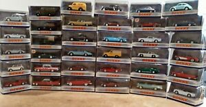 MATCHBOX - THE DINKY COLLECTION 1988 - 90 BOXED 1:43 scale - Sold individually
