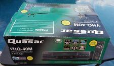 New listing Panasonic Quasar Vhq-40M Video Cassette Recorder 4 Head Vcr Vhs Player New