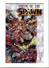 Curse Of The Spawn 10 . Image 1997 - VF / NM