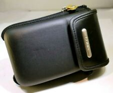 Panasonic Lumix camera Protective Leather Pouch Case DMC FH genuine OEM