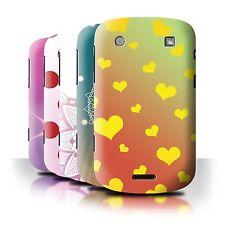 STUFF4 Back Case/Cover/Skin for Blackberry Bold 9900/Ombre Pattern