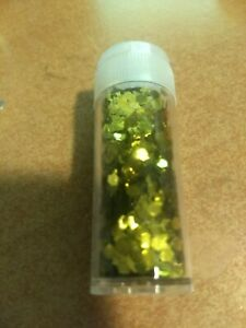 20 GSM.GLITTERS FOR SCRAPBOOKING NEW GOLD  .(GLITTERS710).