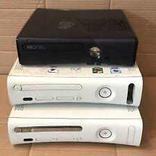 3x Games Console - 2x White Microsoft Xbox 360 HDMI - 1x 360 S - Spares Repair
