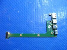 "HP Elitebook 8740w 17"" Genuine Laptop HDMI USB Port Board 6050A2266601"
