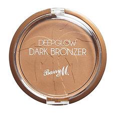 Barry M - Glow Bronzer & Highlighter Tan Salon Make Up Cosmetics - Deep