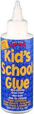 Helmar Kid's PVA School Glue 125ml
