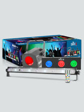 Chauvet JAM Pack Silver Party Light Set + RGB Moonflower + Wash + UV + Remote