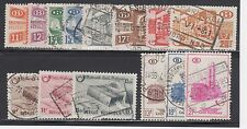 Belgium — (37) Complete Sets — (3) Different - Used