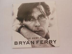 Bryan Ferry - The Best Of Bryan Ferry (2009)