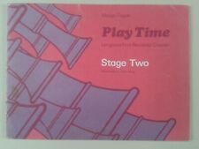 MARGO FAGAN - PLAY TIME: LONGMAN FIRST RECORDER COURSE - STAGE TWO