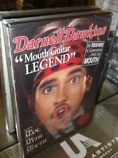 Darnell Dawkins: Mouth Guitar Legend (DVD) Ross Patterson, Ray Wise, BRAND NEW!
