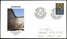 Denmark 1984, 2nd Direct Elections FDC First Day Cover #C40904