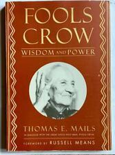 Fools Crow : Wisdom and Power, Thomas Mails 2001 Paperback Reprint FREE SHIP