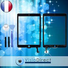 Vitre ecran tactile pour iPad Air 2 noir + outils