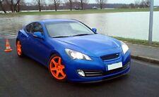 Hyundai genesis r spec coupé pare-chocs avant cup chin spoiler lip splitter valance