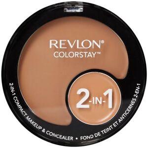 Revlon ColorStay 2-In-1 Compact Makeup Concealer Choose 110 150 180 200 220 240
