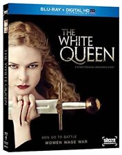The White Queen (Blu-ray Disc, 2014, 3-Disc Set, Includes Digital Copy) NEW