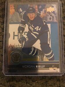 17/18 Upper Deck Series 2 E-Pack Silver Foil #417 Morgan Rielly Maple Leafs