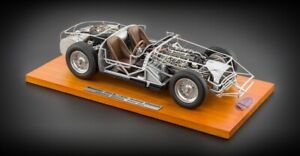 1956 Maserati 300S Rolling Chassis Diecast Model by CMC in 1:18 Scale