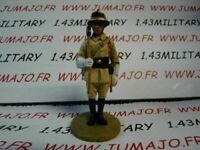 SOLDAT plomb DEL PRADO 1/32 POMPIERS DU MONDE n°53 INDOCHINE 1943