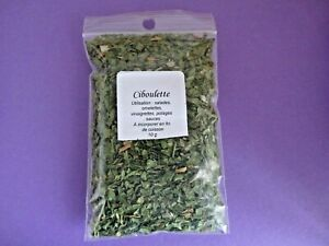 Chives 10 G (Dried Chives)