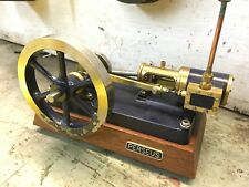 Live Steam Cotswold Heritage Perseus Mill Horizontal Model Engine