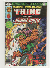 Marvel Two-In-One #59 The Thing Human Torch 9.2