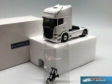 RARE! Scania R500 V8 Streamline Topline 2012 white ELI115137 ELIGOR 1/43