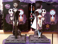 NIGHTMARE BEFORE CHRISTMAS CANDLE HOLDERS JACK & SALLY