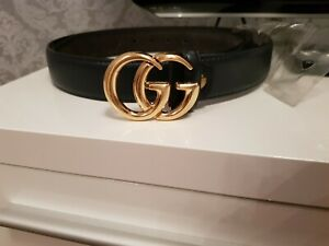Ladies,womens gucci Belt Navy Blue