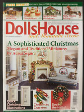 DOLLS HOUSE AND MINIATURE SCENE MAGAZINE - ISSUE 271