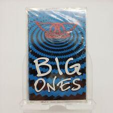 Aerosmith Big Ones Cassette Tape 1994 Geffen Records Complete Brand NEW SEALED