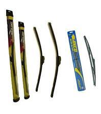 RX330 RX350 RX400H RX450H Frt & Rear Michelin Wiper Blades 3Pc Kit