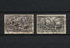 (YYAA 190) GERMANY 1902 TYPE VIOLET AND GRAY USED 26:17 Mich 80 Sc 77 Reich