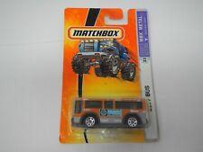 Matchbox MBX Metal City Bus #33